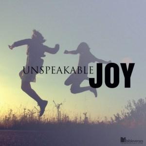 Jesus Brings Joy
